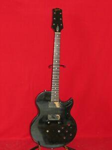 Gibson 1980 Black L6-S Body & Neck