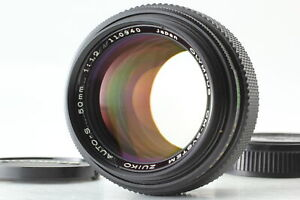 [MINT Late Model] Olympus OM System Zuiko Auto S 50mm F/1.2 MF Lens From JAPAN