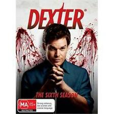 DEXTER : SEASONS 1 - 6 : NEW DVD