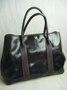 Vintage HERMES Amazonia Garden Party Bag, Pre-Owned!