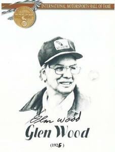 Glenn Wood Autographed 5x7 Photo L@@K NICE