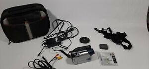 Canon DC310 DVD Camcorder with 37x Optical Zoom, Bundle