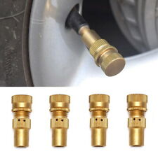 4Pc Automatic Tire Tyre Deflators Air Deflators Valve Core Adapter Tool 6-30 Psi