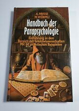 Handbuch der Parapsychologie von Pavese und Würmli