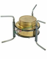 Supporto Dosatore Porta Combustibile Spirito per Cucinare Fornellino Fornello