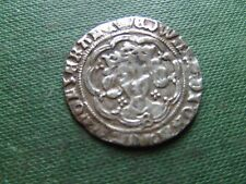 EDWARD IV.  1461-1485.  SILVER GROAT.   BRISTOL MINT. RARE.   NICE CONDITION.
