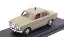 Alfa Romeo Giulietta Polizia 1961 Museo Di Roma 1:43 Model RIO