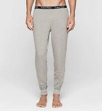 NEW Calvin Klein  Logo Mens Pyjama Bottoms Pants SIZE XL GREY B251-18