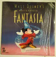 Walt Disney's Masterpiece Fantasia Laserdisc X2 USA