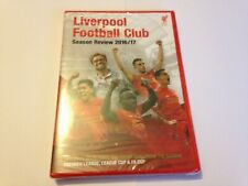 Liverpool Football Club Season Review 2016-2017 DVD Worldwide Post! NEW SEALED