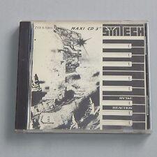 """Rare German SYNTECH 3"""" CD Single 1988 BYT & E CD3 ZYX 8-5955 Techno Synth Pop"""