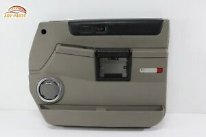 HUMMER H2 FRONT RIGHT PASSENGER SIDE INTERIOR DOOR PANEL TRIM OEM 2005 - 2007 ✔️