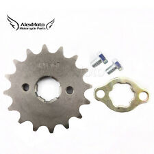 420 16 Tooth 20mm ID Front Engine Sprocket For YCF PitsterPro SSR Pit Dirt Bikes