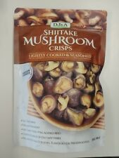 2 x DJ&A Shiitake Mushroom Crisps 150g Chip Snack - From Sydney express +$3