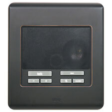 On-Q/Legrand Selective Call Intercom Patio Unit, Oil Rubbed Bronze