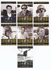 2012 Press Pass NASCAR Hall of Fame HOLOFOIL #148 Glen Wood BV$5! #31/50!