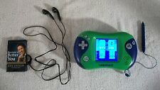 LEAPFROG LEAPSTER 2 HANDHELD AND FROM JOEL OLSTEEN  AUDIO BOOK!
