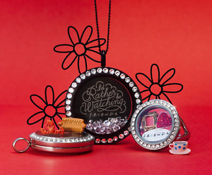 Authentic Origami Owl LIMITED EDITION Charms FRIENDS Combined Shipping