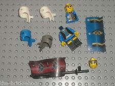 Pieces LEGO NINJA SAMURAI x54... / Set 6089 6045 6088 6033 4805 etc