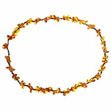 Baltic Amber Necklace Beads Russia Kaliningrad