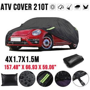 400x170x150m Bâche Housse Protection Contre Pluie Neige Soleil UV pour VW Beetle