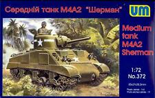 UM-MT Models 1/72 American M4A2 SHERMAN MEDIUM TANK