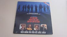 LASERDISC WESTERN ..THE WILD BUNCH  . PRINTED IN USA