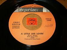 JIMMY GRIFFIN - A LITTLE LIKE A LOVIN - WHAT KIND OF   / LISTEN / TEEN POPCORN