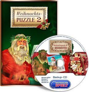 Weihnachts-Puzzle 2 - PC - Windows VISTA / 7 / 8 / 10