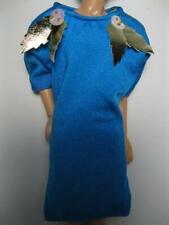 *MINT* Jem the Holograms Doll DANCIN THE NIGHT AWAY 1980s-BLUE GOLD LEAF DRESS