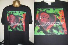 THE BREEDERS- LAST SPLASH-BRILLIANT 1993 ALBUM PRINT T SHIRT-BLACK- EXTRA LARGE