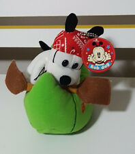 BOB DOG ROWING A GREEN BOAT PLUSH TOY 20CM! HAS TAGS!