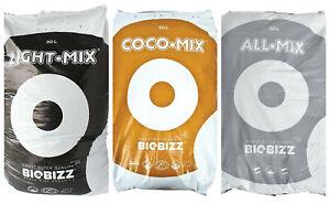 Bio Bizz ALL MIX COCO LIGHT MIX Pre Fertilized Substrate Growing Media 20 50 LTR
