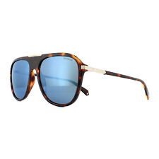 2d151e9743 Polaroid Sunglasses PLD 2070 S X 086 5X Dark Havana Grey Blue Mirror  Polarized