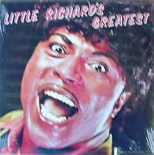 LITTLE RICHARD - GREATEST - KENT LABEL - 1984 LP - STILL SEALED