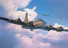 Revell 04297 B-17F 'Memphis Belle' Aircraft Plastic Kit 1/48 Scale T48 Post