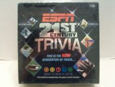 ESPN 21st. Century Trivia USAopoly NIB 2007!