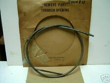 Mopar NOS Park. Brake Cable Frt.Secondary 63 Imperial