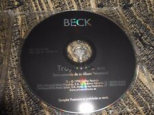 BECK TROPICALIA CD SINGLE 1998 PROMO SPAIN