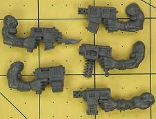 Warhammer 40K Space Orks Nobz Sluggas