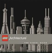 Lego: Architecture: The Visual Guide by Kindersley Dorling (Hardback, 2014)