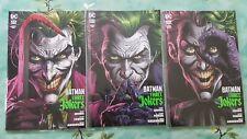 Batman , 3 Jokers , DC comics VO