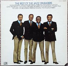 The Jazz Crusaders...The Best Of The Jazz Crusaders - ST-20175 USA LP