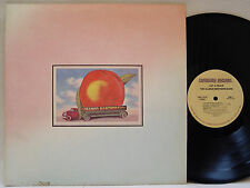 THE ALLMAN BROTHERS BAND - Eat a Peach LP (RARE US CRC/Club Issue on CAPRICORN)