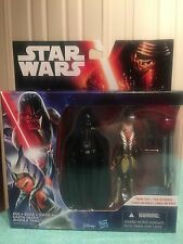 "Star Wars Rebels 3.75"" Inch Darth Vader Ahsoka Tano 2 Figure Pack"