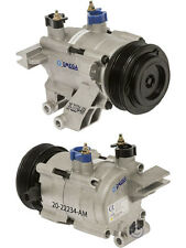 A/C Compressor-Halla Omega Environmental fits 08-09 Saturn Vue 3.6L-V6