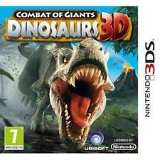 Combat de Géants: Dinosaures 3D  | 3DS VF NEUF SOUS BLISTER
