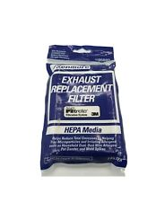 Kenmore Exhuast Replacement Filter HEPA Media Filtrete 20-86880 New In Package