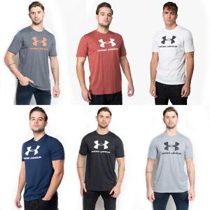 Under Armour Sportstyle Logo Tee 1329590 Multicolor Herren T-Shirt