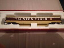 """Rivarossi HO HR6125 Sliding wall wagon """"Taunton Cider"""""""
